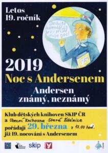 Zveme na noc s Andersenem